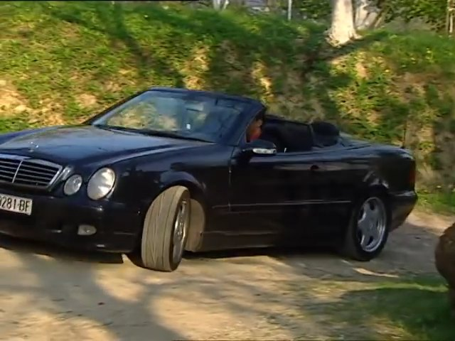 Mercedes-Benz CLK 230 Kompressor [A208]