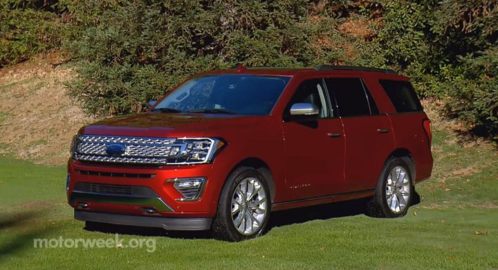2018 Ford Expedition 3.5 EcoBoost Platinum AWD Gen.4 [U553]