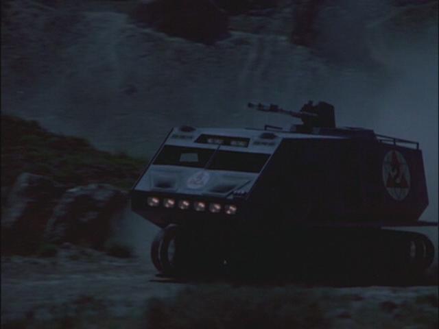 IMCDborg Thiokol Unknown Landram In Battlestar Galactica 1978