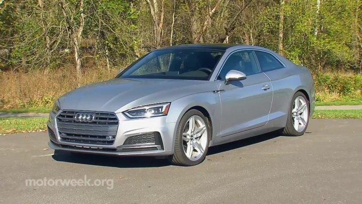 Imcdborg 2018 Audi A5 20 Tfsi Quattro S Line B9 Typ F5 In