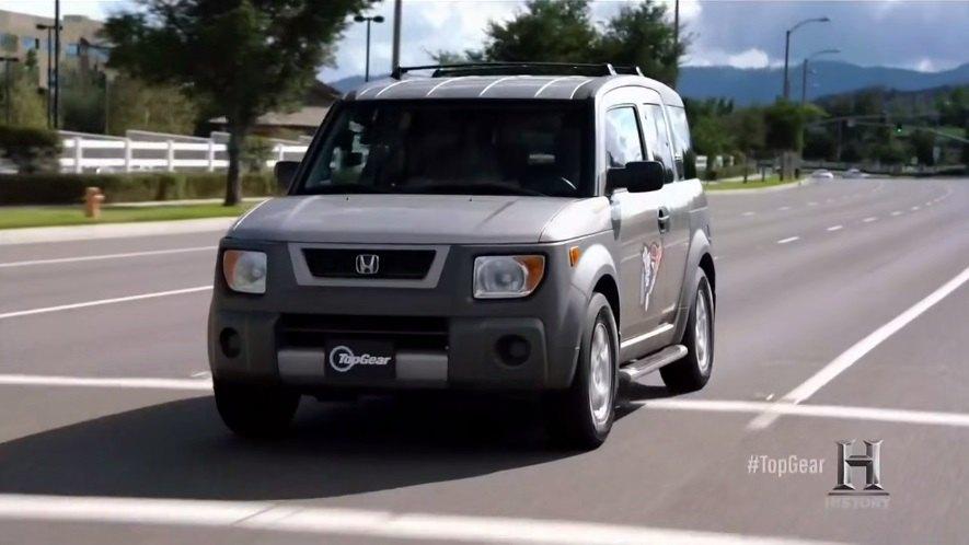IMCDborg 2003 Honda Element In Top Gear USA 2010 2016