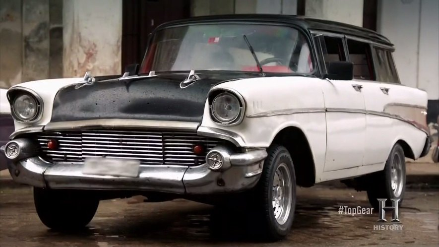 Imcdb 1957 Chevrolet Bel Air In Top Gear Usa 2010 2016