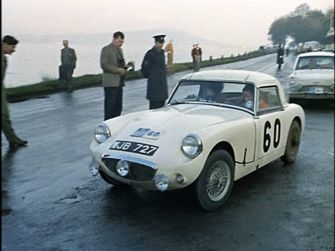 1960 Austin-Healey Sebring Sprite with hardtop Series I [ADO13]
