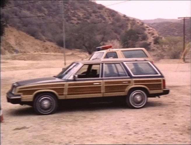1982 Chrysler LeBaron Town & Country