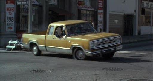dodge d series club cab