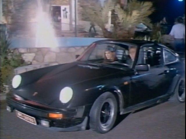 Imcdb 1981 Porsche 911 Turbo 930 In Angel Of Death 1987