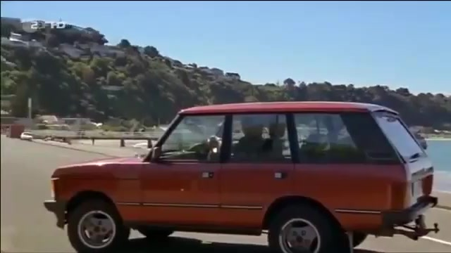 1991 Land-Rover Range Rover 3.9 Vogue Series I
