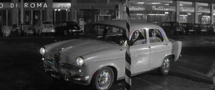 Imcdb 1955 Alfa Romeo Giulietta Berlina 1a Serie 750c In