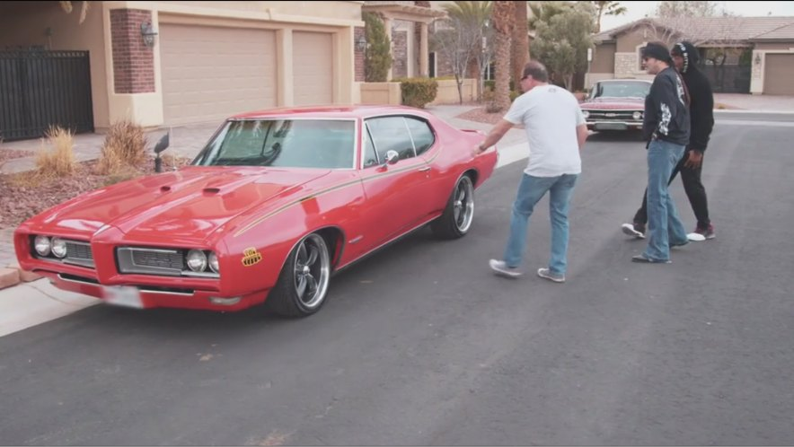 Imcdb Org 1969 Pontiac Gto The Judge In Counting Cars 2012 2019