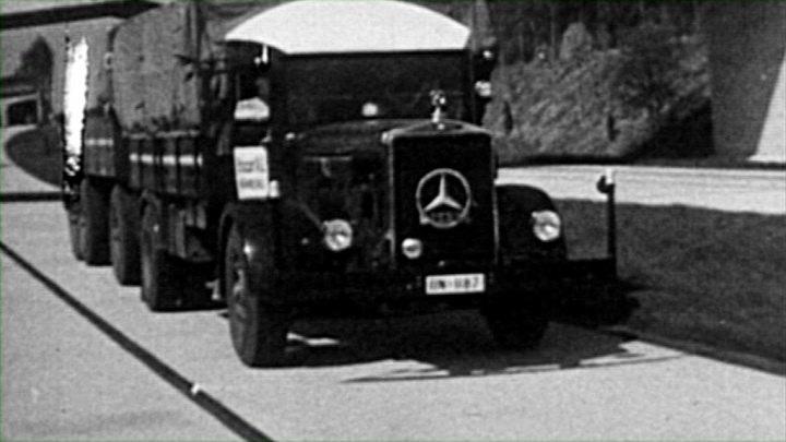 1935 mercedes benz l 6500 in k ln im dritten for Mercedes benz 6500