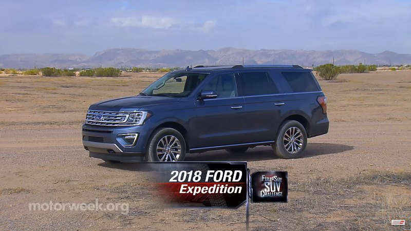 2018 Ford Expedition Limited Gen.4 [U553]