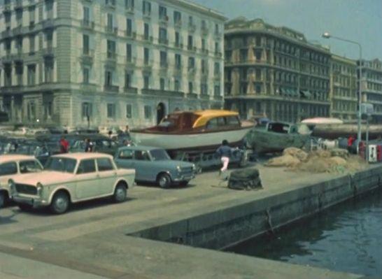 Imcdb 1966 Fiat 1100 R 103p In Il Suo Nome Donna Rosa 1969