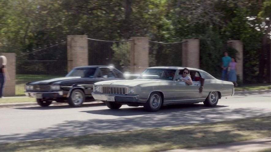 Imcdb Org 1970 Chevrolet El Camino Ss In Everybody Wants Some 2016