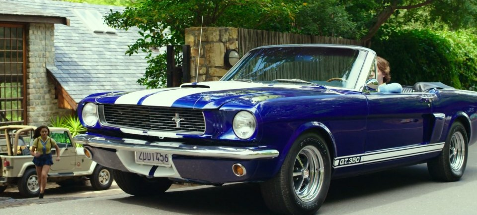 Imcdb Org 1965 Ford Mustang Shelby Gt 350 Replica In Quot The