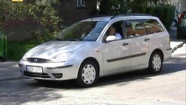 Imcdb Org 2002 Ford Focus Kombi 1 8 Tddi Mki In Fala Zbrodni 2003
