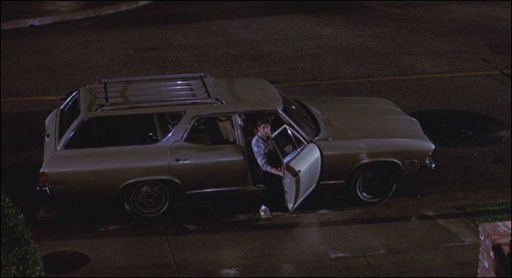 Imcdb Org Chevrolet Chevelle Malibu In The Karate Kid