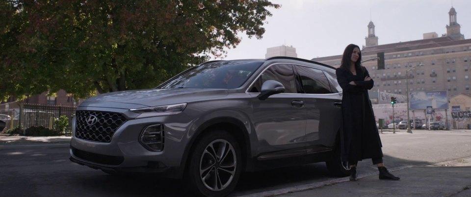 "Santa Fe Suv >> IMCDb.org: 2018 Hyundai Santa Fe [TM] in ""Ant-Man and the Wasp, 2018"""