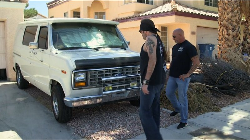 imcdb org 1988 ford econoline e 150 in counting cars 2012 2020 imcdb org