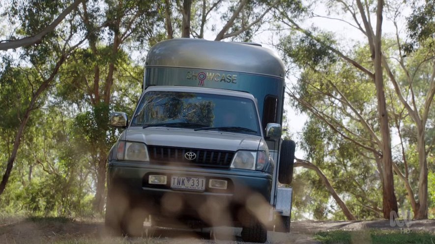 IMCDb org: Toyota Land Cruiser Prado [J90] in