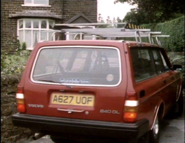 IMCDb org: 1983 Volvo 240 DL [245] in