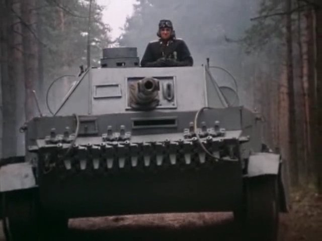 LKZ PT-76 Customized as Panzer IV
