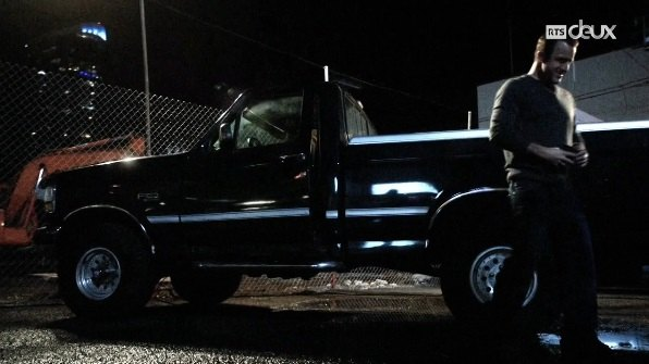1992 Ford F-150 Regular Cab