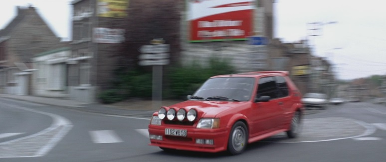 1984 Peugeot 205 GTI with Esquiss Challenger body kit