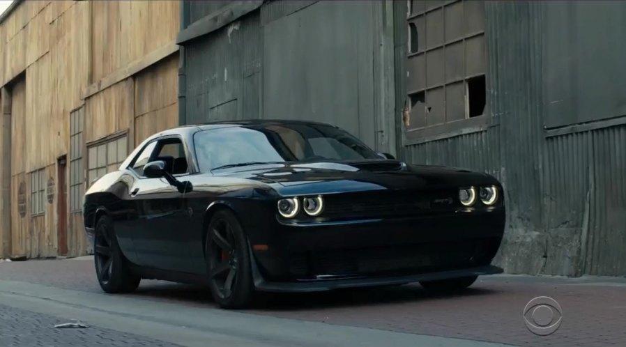 "Used Challenger Hellcat >> IMCDb.org: 2018 Dodge Challenger SRT Hellcat in ""NCIS: Los ..."