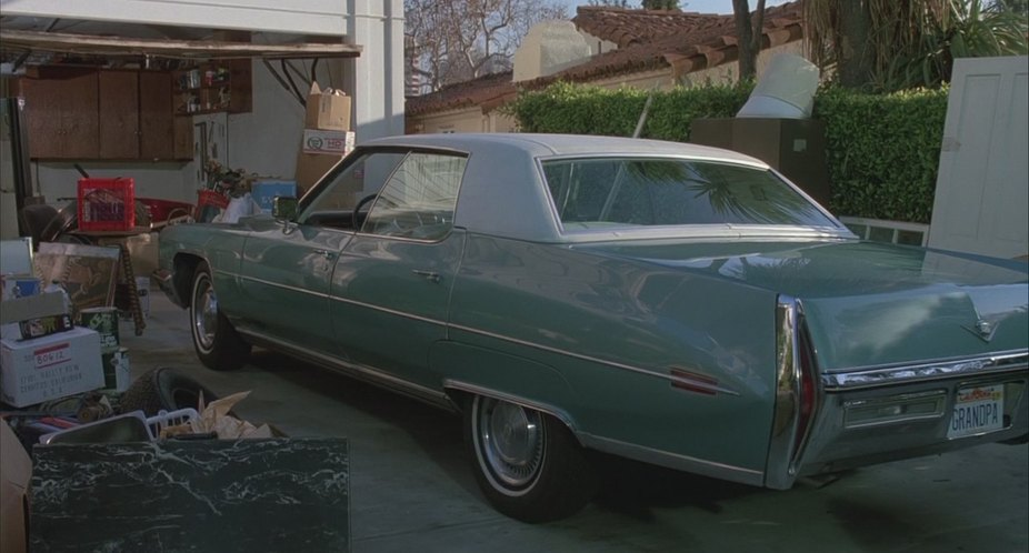 1972 cadillac sedan deville in license to drive 1988. Cars Review. Best American Auto & Cars Review