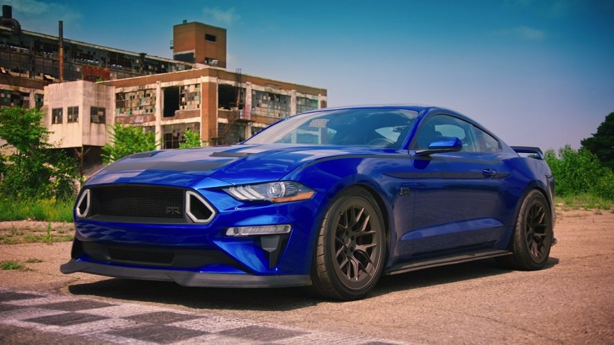 2018 ford mustang rtr spec 3 in the grand tour. Black Bedroom Furniture Sets. Home Design Ideas