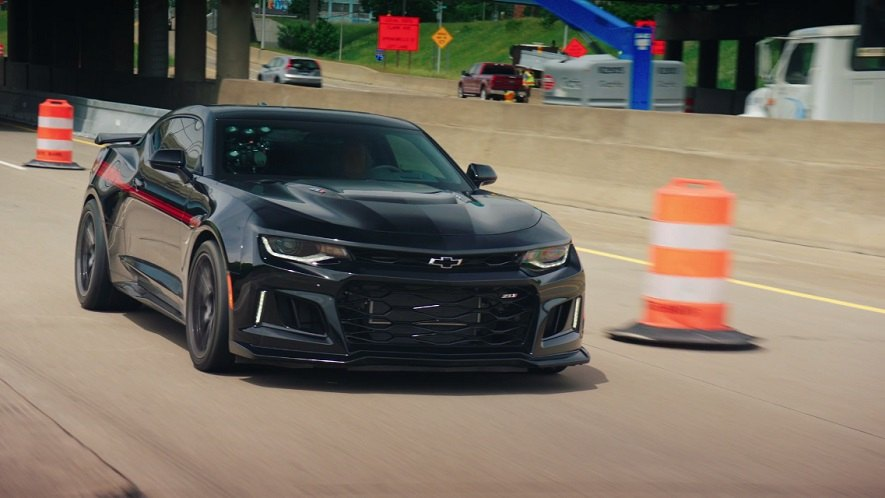 "IMCDb.org: 2018 Hennessey Exorcist Camaro ZL1 in ""The ..."