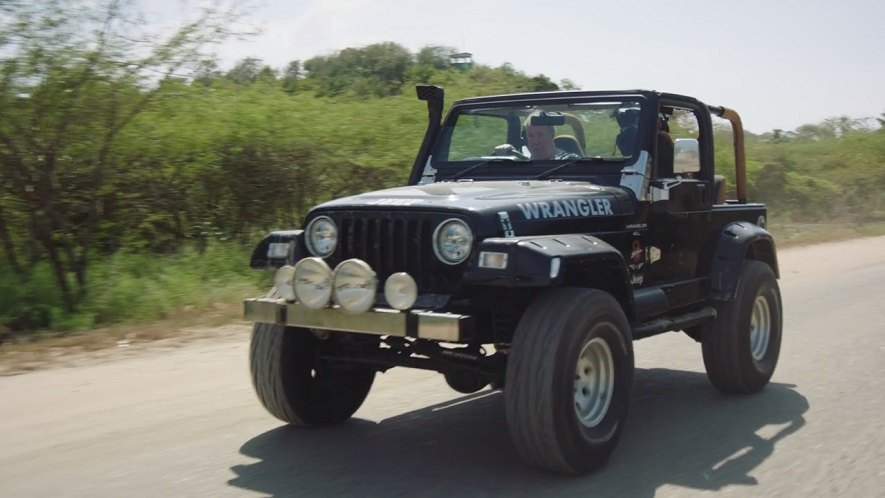 """Vehicle Registration Expired Over A Year >> IMCDb.org: 1998 Jeep Wrangler 4.0L Sahara [TJ] in """"The Grand Tour, 2016-2020"""""""