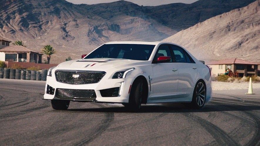IMCDb.org: 2018 Cadillac CTS-V Championship Edition in ...