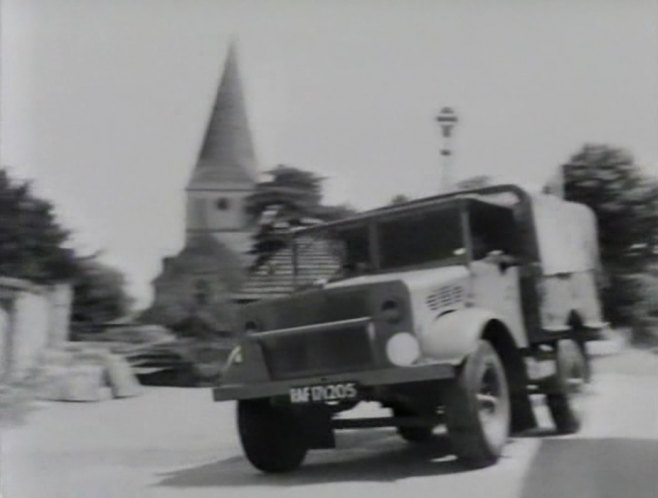 1942 Bedford MWD 15cwt