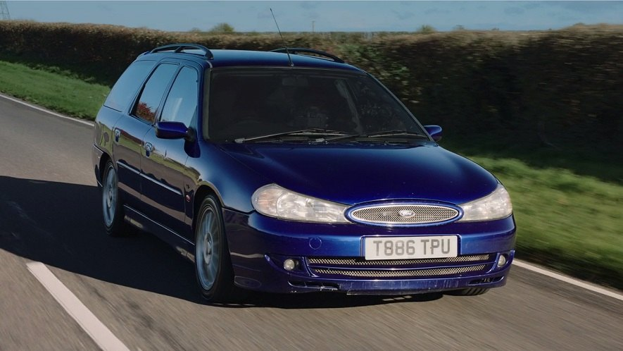 1999 Ford Mondeo ST200 Estate 2.5 Si MkII