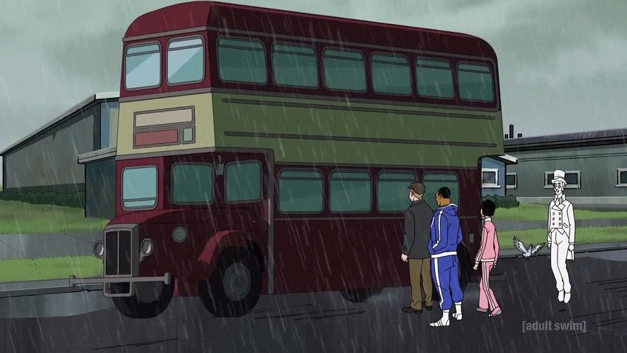 Made for Movie 'London Bus'