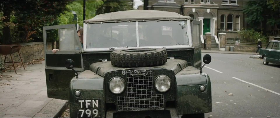 1954 Land-Rover 86'' Series I