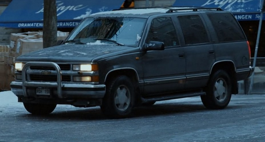1999 Chevrolet Tahoe [GMT420]