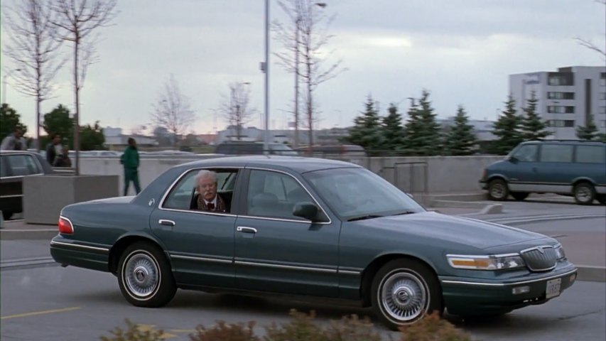 1995 Mercury Grand Marquis GS [M74]