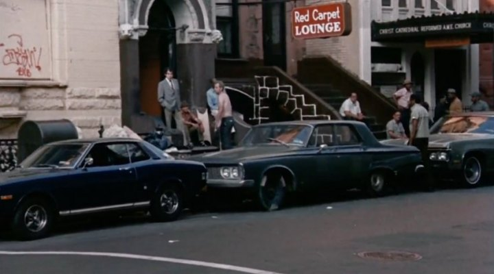 Imcdb Org 1974 Toyota Celica Gt Ra21 In Deadly Hero 1975