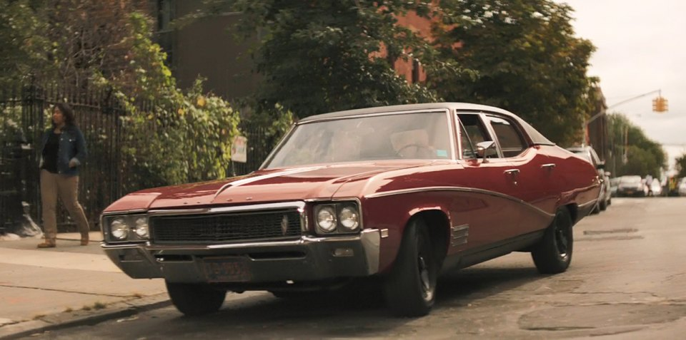 1968 Buick Skylark Custom Four-Door Sedan