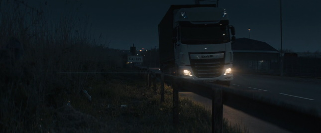 IMCDb.org: 2002 DAF XF 95 Space Cab [FT] in The Crew, 2008