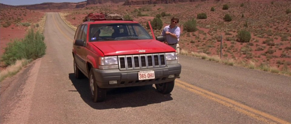 1996 Jeep Grand Cherokee Laredo [ZJ]