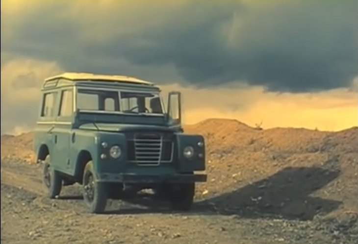 Land-Rover 88'' Series III Station Wagon