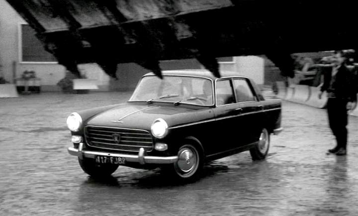 photo peugeot 404 lino ventura film tontons flingueurs