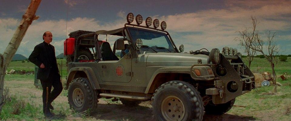 Imcdb Org 1997 Jeep Wrangler Tj In Quot Vampires 1998 Quot
