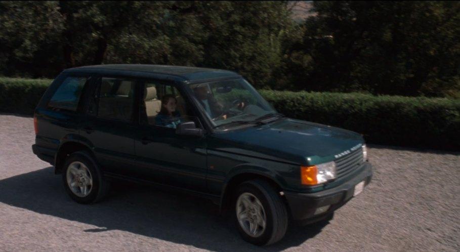 Imcdb Org 1996 Land Rover Range Rover 4 6 Hse Series Ii