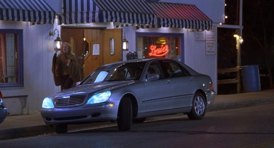 2000 Mercedes Benz S 500 [W220]