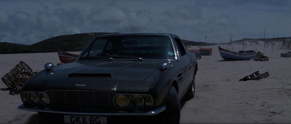 Imcdb Org 1968 Aston Martin Dbs Vantage 5234 R In On Her Majesty S Secret Service 1969