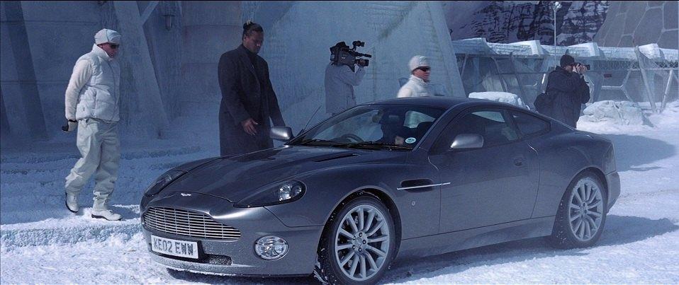 Imcdb Org 2002 Aston Martin Vanquish In Quot Die Another Day